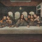 Marco d'Oggiono da Leonardo da Vinci, Ultima Cena, Inizio XVI secolo, Milano, Pinacoteca di Brera | © Mibac - Pinacoteca di Brera | Marco d'Oggiono (1470 - 1549) fu tra i primi artisti a realizzare una copia dell'Ultima Cena di Leonardo