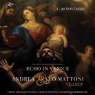 Andrea Ravo Mattoni. Echo in Venice