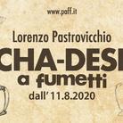 Lorenzo Pastrovicchio. Mecha-Designa fumetti