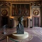 Henry Moore. Guerriero con scudo