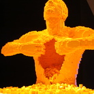 The Art of The Brick alla Fabbrica del Vapore