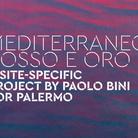 Paolo Bini. Mediterraneo rosso e oro