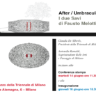 After / Umbracula i due Savi di Fausto Melotti