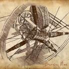 Il Burning Man rende omaggio a Leonardo da Vinci