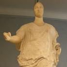 Dea (cosidetta Venere) di Morgantina. Museo Archeologico Regionale, Aidone