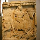 Metope da Selinunte 560-550 a. C. Palermo, Museo Archeologico Regionale A. Salinas