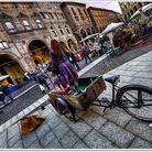 Mercato dell'antiquariato di piazza santo Stefano