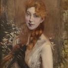 Boldini. Ritratto di signora