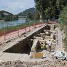 L'ultimo enigma di Roma antica riaffiora dalle rive del Tevere: scoperti edifici del I e IV secolo d.C