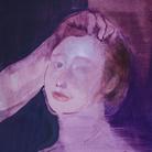 Barbara De Vivi, Disegno dall'archivio, quaderno IX, #418, 2018, Olio su carta, 21 x 29.7 cm | Courtesy of A plus A Gallery, Venezia