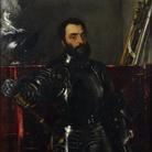 Tiziano. Ritratto del Duca Maria Francesco I della Rovere