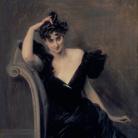 Giovanni Boldini, Ritratto di Madame Veil-Picard, 1897, Collezione privata