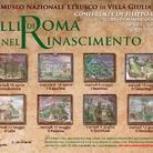 I Colli di Roma nel Rinascimento - Ciclo di conferenze di Filippo Coarelli