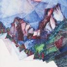 Altissimi colori. La montagna dipinta: Giovanni Testori e i suoi artisti, da Courbet a Guttuso