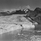 laska, Muir Glacier | Foto: William Osgood Field, 1941 | © National Snow and Ice Data Center