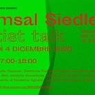 Namsal Siedlecki: Artist Talk