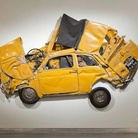 Ron Arad. In reverse
