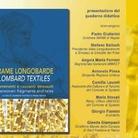 Trame Longobarde/Lombard Textiles. Frammenti e racconti intessuti - Presentazione