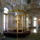 Pendolo del Pavone, Palazzo d'Inverno | © San Pietroburgo, Museo Statale dell'Ermitage | Courtesy Nexo Digital