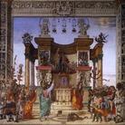 San Filippo scaccia il dragone dal tempio di Hierapolis