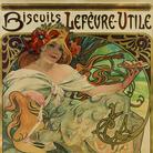 L'incantesimo Art Nouveau di Alfons Mucha