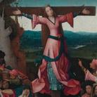 Hieronymus Bosch ('s-Hertogenbosch, 1453 - 1516), Trittico ddella Marrire Cocifissa, 1497-1505, Olio su pannello, Venezia, Gallerie dell'Accademia | Courtesy Gallerie dell'Accademia, Venezia