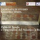 Palazzo Spada e i pavimenti del Seicento a Roma
