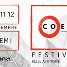 Coex 2021 - Festival delle arti visive