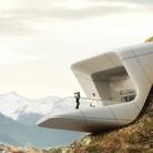 L'opera di Zaha Hadid per Reinhold Messner
