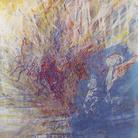 Tancredi Parmeggiani, Hiroshima 3, 1962, Tecnica mista su tela, 152.2 x 170 cm, Collezione privata Firenze | Courtesy of Tornabuoni Arte