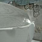 Carrara, Laboratori Artistici Nicoli. L'opera in lavorazione | Courtesy Laboratori Artistici Nicoli, Carrara - Foto di Tiziana Monterisi