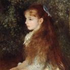 Su Nexo+ <i>Renoir e la bambina con il nastro blu</i>, il racconto avvincente di un capolavoro bandito