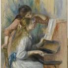 Pierre Auguste Renoir, Jeunes filles au piano