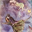 Chagall oltre la tela: le illustrazioni per il <i>Decameron</i> in una mostra inedita