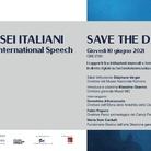 Musei Italiani. An International Speech