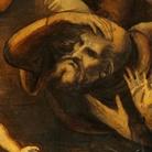 Leonardo da Vinci (1452-1519), Adorazione dei Magi, Particolare, Dopo il restauro