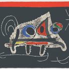 Miró illustratore: a Recanati le litografie a colori del pittore di favole