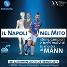 Il Napoli nel mito - storie, campioni e trofei mai visti, in mostra al MANN