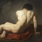 Jacques-Luis David, Nudo maschile detto Patroclo, 1780, Olio su tela, 170.5 x 121.5 cm | © Cherbourg-en-Cotentin, Muséè Thomas Henry