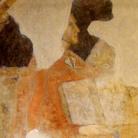 Il più antico ritratto documentato di Dante Alighieri conosciuto, Palazzo dell'Arte dei Giudici e Notai, Firenze.