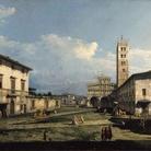 Bernardo Bellotto. 1740. Viaggio in Toscana