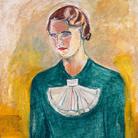 Edvard Munch, Annie Stenersen 1934 olio su tela, cm 80,30 x 65,30 Collezione privata © The Munch Museum / The Munch-Ellingsen Group by SIAE 2013