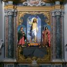 Il Polittico della Resurrezione di Palma il Vecchio torna a Serina