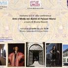 Arte e Moda nei dipinti di Palazzo Mansi - Conferenza