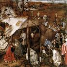 Pieter Bruegel Il Vecchio, Adorazione dei magi