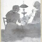 Enrico Barberi e la fontana Nettuno