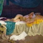 Camillo Innocenti, La sultana, 1913, Olio su tela Roma, Galleria d'Arte Moderna | Courtesy of Galleria d'Arte Moderna, Roma