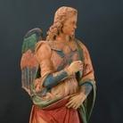 Se fosse un angelo di Leonardo… L'arcangelo Gabriele di San Gennaro in Lucchesia e il suo restauro