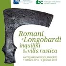 Romani e Longobardi inquilini in una villa rustica