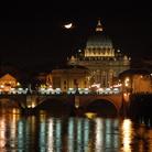 Entrare a San Pietro di notte con Alberto Angela